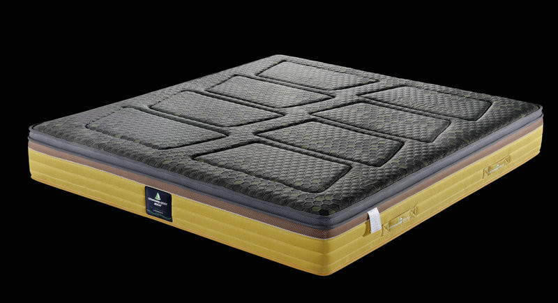 Executive 3 Sided Individual Pocket Coil Mattress