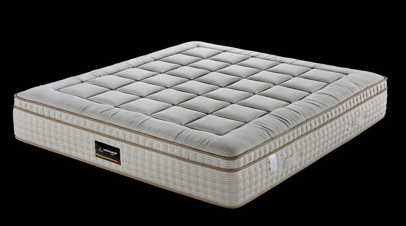Continuous 32cm Royal Comfort Ergopedic Pocket Spring Mattress